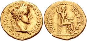 Tiberio y Livila