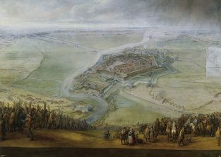 Pieter_Snayers_Siege_of_Gravelines