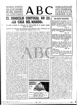 ABC 18 de noviembre de 1953