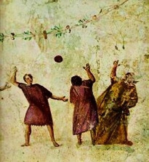 Harpastum_romain